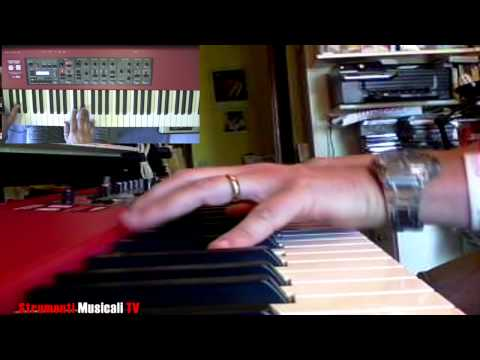 Nord Piano 2 - Demo Pedal Noise e Program by Andrea Girbaudo
