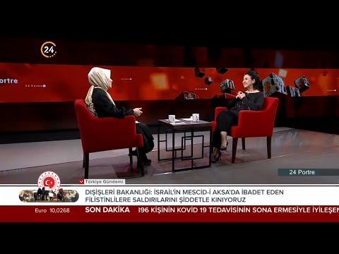 Zeynep Türkoğlu ile 24 Portre / Türk Müziğinin Zarif Sesi – Melihat Gülses – 08 05 2021