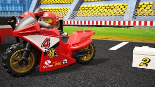 LEGO City - 60084 Transporter motocykli
