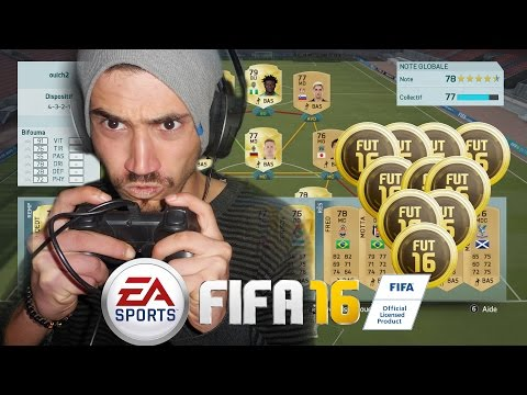 FIFA 16 Ultimate Team  - اقوي طرح فيفا 2016 لعبتو