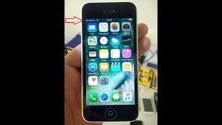 Iphone 5s que não liga, e só fica buscando rede width=