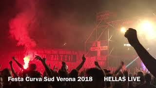 Festa Curva Sud Verona 2018