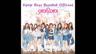 [AUDIO] I.O.I(아이오아이) - Dream Girls(드림걸스) Bass Boosted