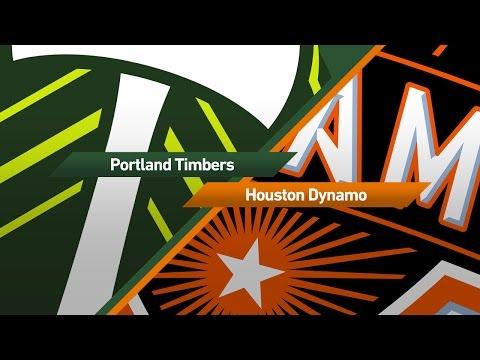 EXTENDED HIGHLIGHTS   Portland Timbers vs. Houston Dynamo