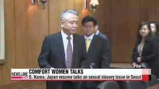 S. Korea, Japan To Resume Sexual Slavery Talks Today