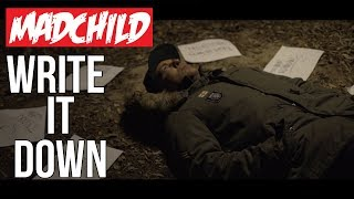 Madchild - Write It Down