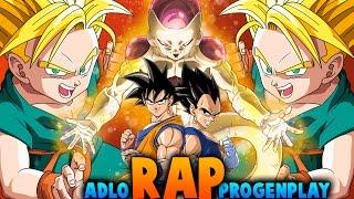 EL MEJOR RAP DE DRAGON BALL Z / ADLO - PROGENPLAY