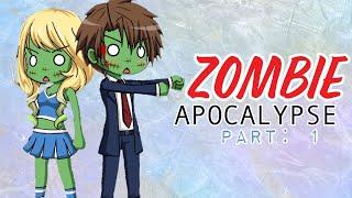 Zombie Apocalypse Part 1 / Gacha Studio Story