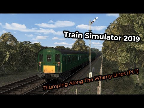 Thumping Along The Wherry Lines (Pt 1) -- Livestream 03/03/2019