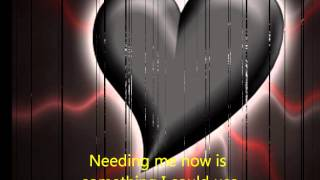 BARBARA JONES - MIDNIGHT BLUE - with lyrics