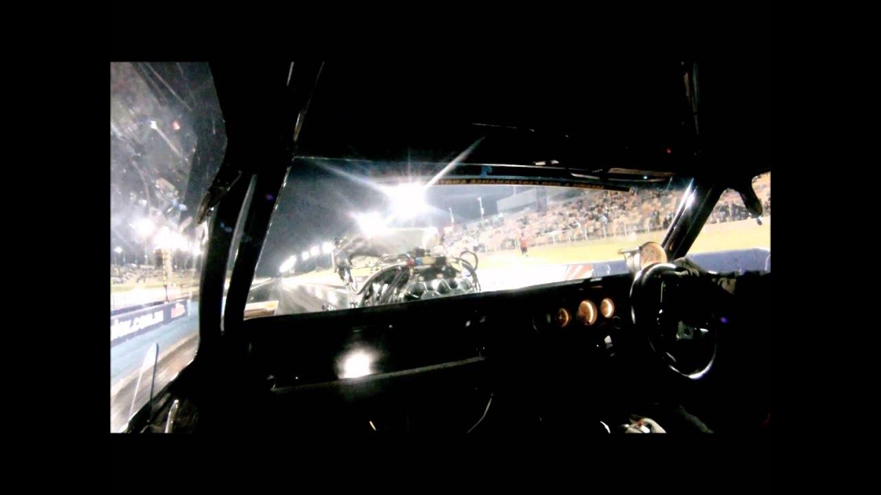 Makithurt Racing Torana Hatch @ Perth Motorplex final meeting for 2010-'11