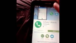 Como baixar telefone em tablet