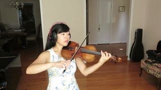 Sia The Greatest Violin Cover