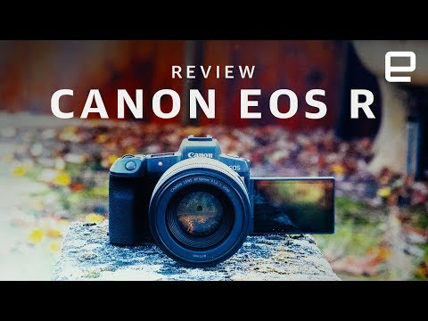 Canon EOS R review: Brilliant mount but flawed 4K