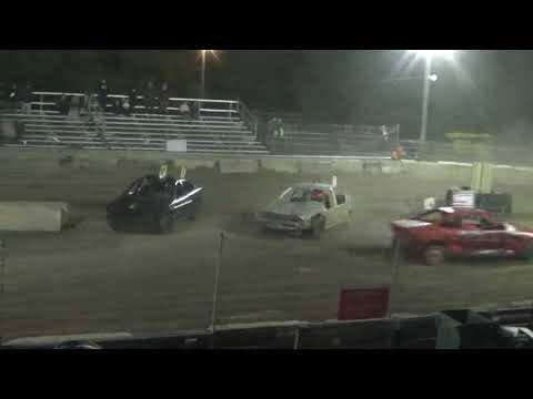 USA Autocross Championship 2018 Heat 5 (Saline,Michigan)
