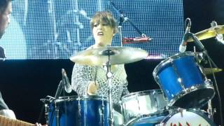 Alejandra Guzmán Hey Güera Tour Primera Fila El Paso TX 13/02/2014
