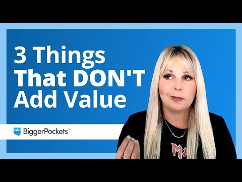 """Buying a Short-Term Rental? Don't Fall for These """"Value Adds"""""""
