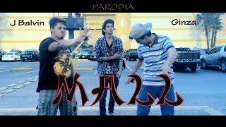 J Balvin - Ginza PARODIA I Guillermo Rock