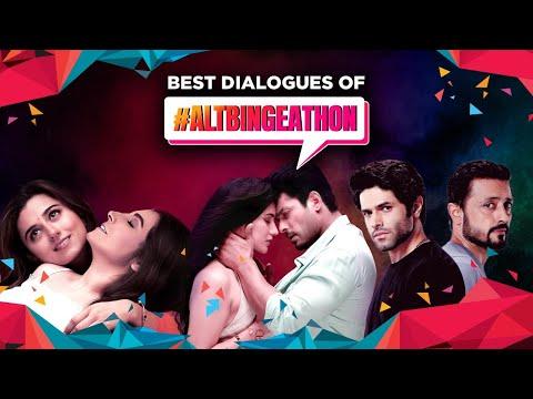 The Best Dialoguebaazi | #ALTBINGEATHON