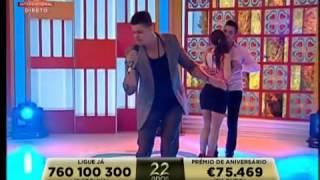 Denis Graça 100 % mulher-Bruno S e Nádia M