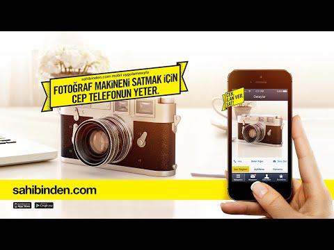 sahibinden.com Cep Telefonundan İlan Ver - Makine (Reklam Filmi)