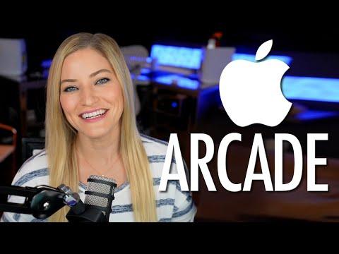 NEW Apple Arcade games!