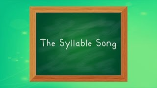 Learn Syllables | Syllable Song or Clap, Stomp and Chomp | Jack Hartmann