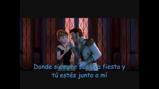 La puerta hacia el amor - Frozen (con letra)