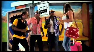 Aldo Ranks feat Makano Eddy Lover Niko King Monthy & Joshua - La Banana Official Video HD