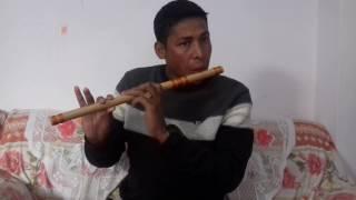 Phoola ko Thunga  - Flute by Kumar Minesh