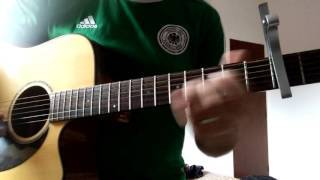 Momentos - Victor e Leo ( Solo cover)