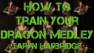 How to Train Your Dragon Medley - Taryn Harbridge