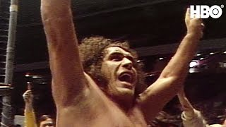 Tráiler del nuevo documental de HBO sobre Andre The Giant