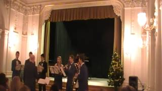 Duke Ellington - Take The A Train - clarinet ensemble