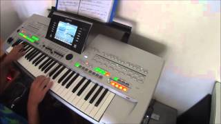 1492:Conquest Of Paradise --- Keyboard Cover