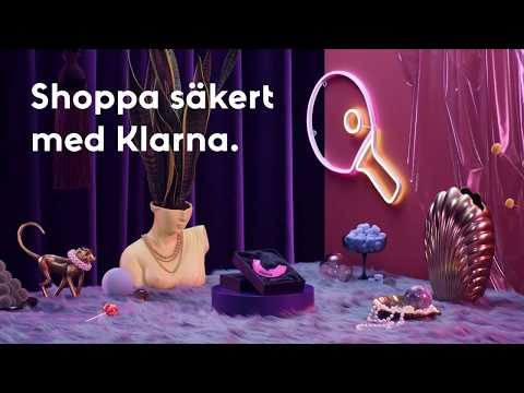 Klarna: Safe shopping in the crowds