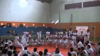 Clarão da lua capoeira Mestre Marcão em Adamantina 2013