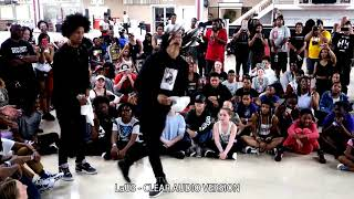 Laurent (Les Twins) - Big Sean - Whos Stopping Me (CLEAR AUDIO)