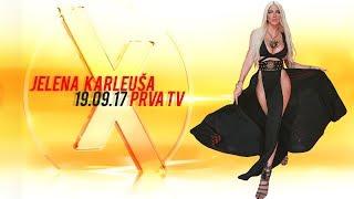 JELENA KARLEUSA // nova sezona: ZVEZDE GRANDA / 17.09.17