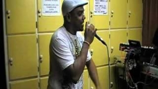 Adesh Samaroo sings LIVE in 103FM Studio