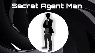 Secret Agent Man By Johnny Rivers Music Video