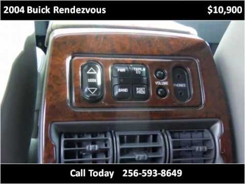 Used Cars Parkersburg Wv >> 2004 Buick Rendezvous Problems, Online Manuals and Repair Information