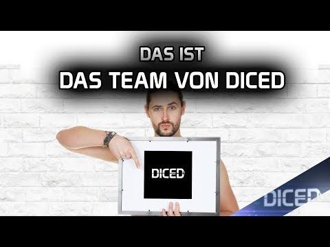 Vorstellung: Das Team von DICED | VLOG