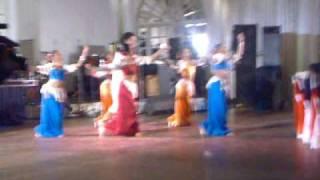 Channa's Dance Team - Kandula Ithin Samaweyan - Nokia N96 Video