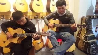 Cano in D hòa tấu Guitar MTC