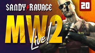 MW2 Live Ep. 20: Moley's Time to Shine! [Modern Warfare 2]