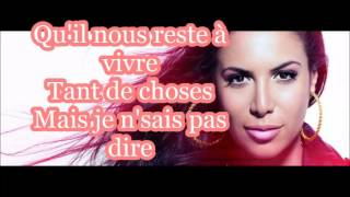 ZAHO TANT DE CHOSE ( paroles)