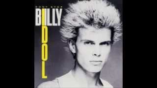 """Billy Idol - Untouchables (""""Don't Stop"""" Canadian 12 inch Version)"""