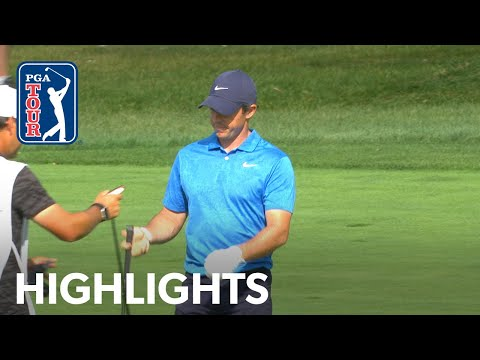 Rory McIlroy?s highlights | Round 2 | BMW Championship 2019