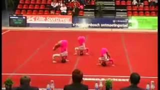 ginastica acrobática